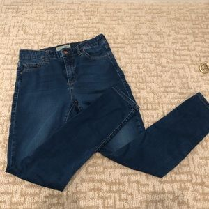 Topshop jeans skinny jeans